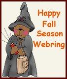 Happy Fall Season Webring